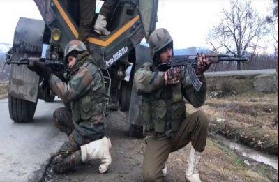 Encounter breaks out in Jammu and Kashmir's Shopian, 2 terrorists killed