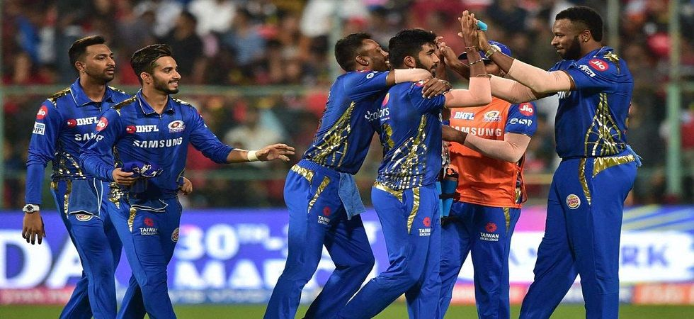 Mumbai Indians won by one run despite Shane Watson's brilliant 80 as they clinched the IPL title for the fourth time. Get highlights here. (Image credit: Twitter)
