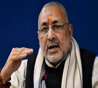EC issues show cause notice to Giriraj Singh for violating model code of conduct