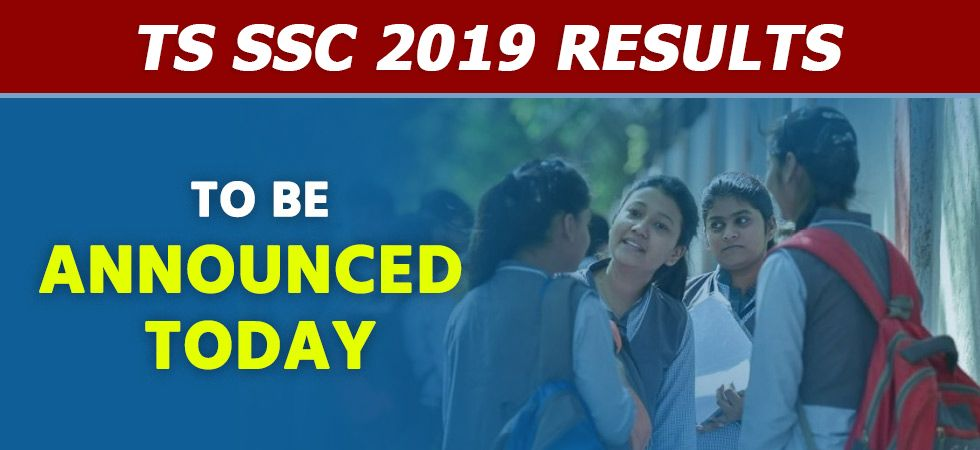 TS SSC Results 2019