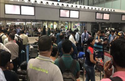Kolkata airport operation hit after internet server goes down, flights delayed, passengers stranded