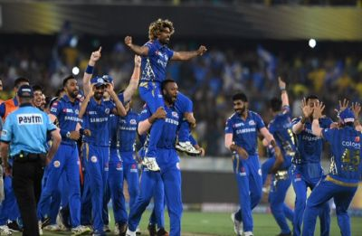 Kieron Pollard hurts Chennai Super Kings for third time in IPL final as Mumbai Indians clinch title