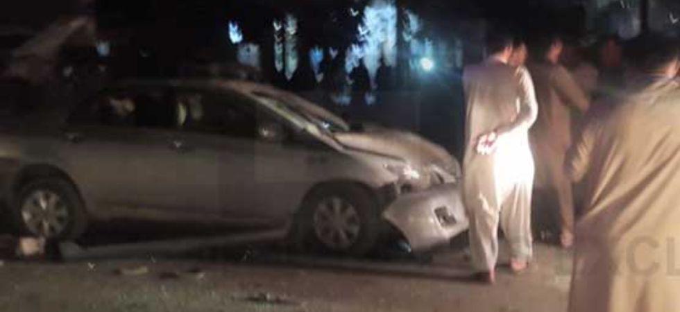 Quetta Bomb Blast (Photo Credit: Twitter)