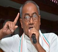 BJP takes a dig at 'nervous' Digvijaya Singh after he fails to cast his vote in Madhya Pradesh