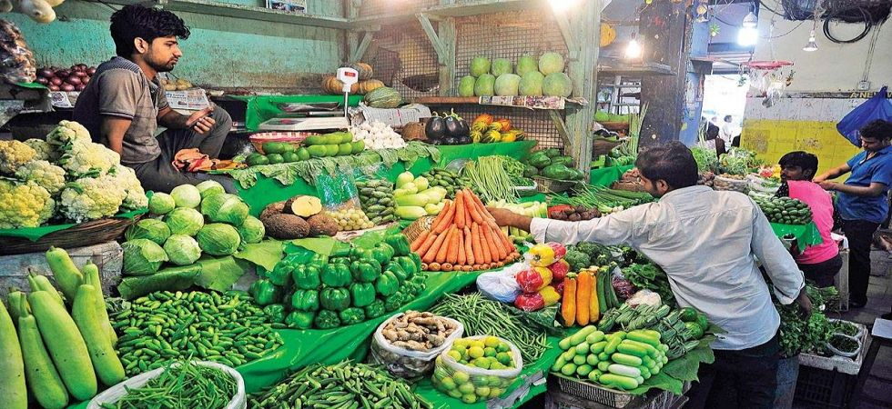 Consumer inflation rises to 2.92% in April (Representational Image)