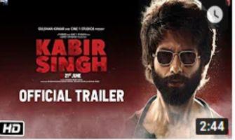 Kabir Singh trailer out! Shaid Kapoor looks convincing as sado-masochist scorned lover