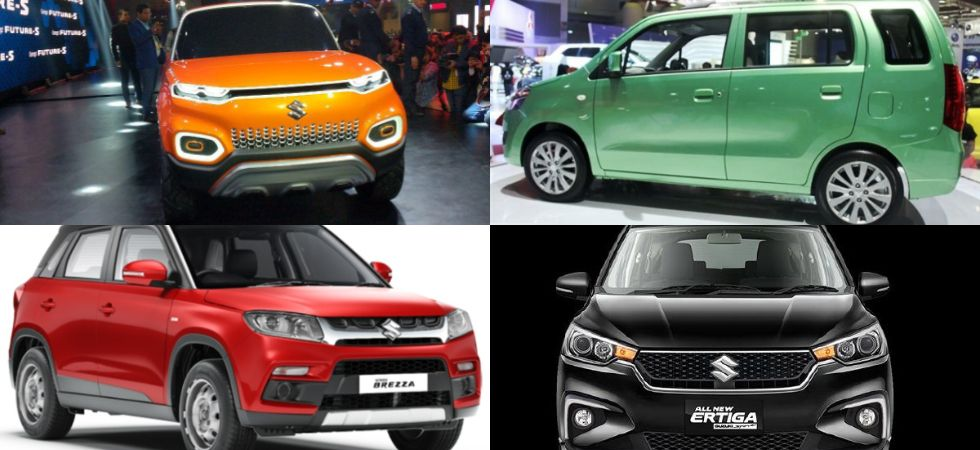 Maruti Suzuki to launch four cars (Photo Credit: Twitter)
