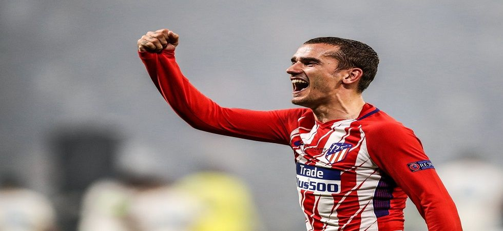 Antoine Griezmann is one of the finest strikers in the World at the moment (Image Credit: Twitter)