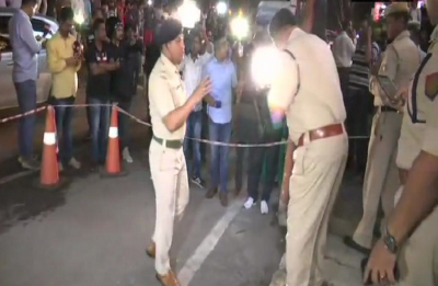 Grenade blast outside mall on Zoo Road in Assam's Guwahati, 12 injured