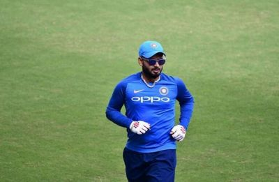 BCCI announces squad for upcoming series; Rishabh Pant included
