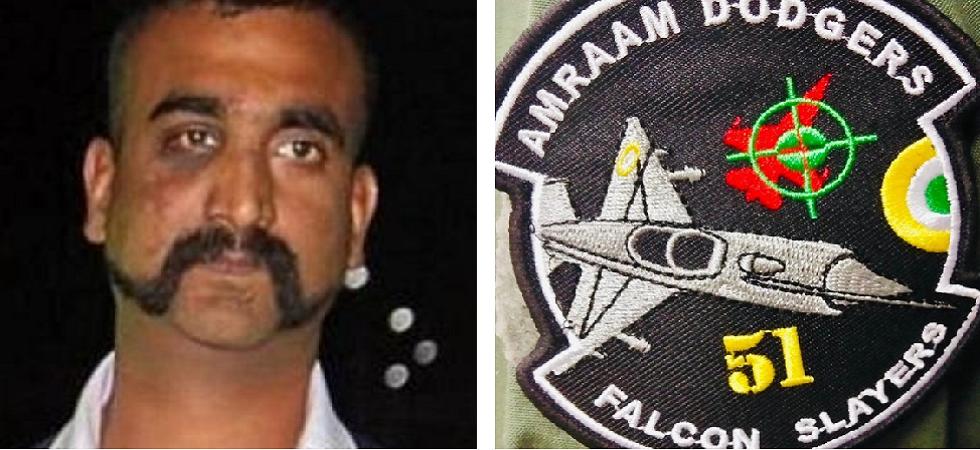 'Falcon Slayers': IAF pilot Abhinandan Varthaman gets new patches to mark shooting down of Pak's F-16