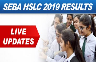 ANNOUNCED! Assam SEBA HSLC 10th Result 2019, 60.23 pass percent, CHECK YOUR SCORES HERE