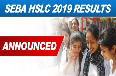 LIVE NOW: Assam HSLC Result 2019: SEBA releases class 10 results, check here