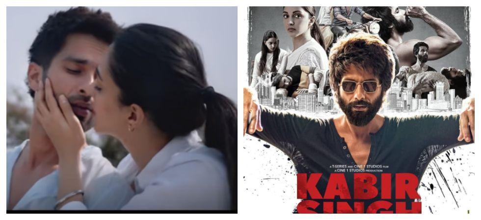 Shahid Kapoor stars alongside Kiara in Kabir Singh (Photo: YouTube)