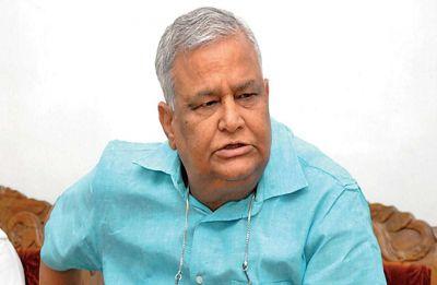 BJP MP Meena, Rashtriya Loktantrik Party leader booked for violent protests