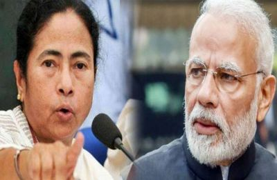 EC curtails Bengal campaigning; Mamata says 'unethical gift to Modi', PM slams 'power-drunk didi'