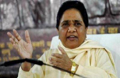 Modi's legacy as Gujarat CM black spot for him, BJP and country: Mayawati