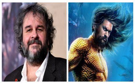 The Hobbit' director Peter Jackson turned down 'Aquaman