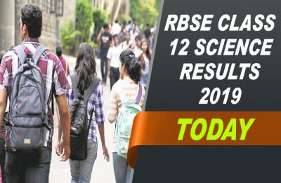 RBSE 12th Science, Commerce Result 2019 LIVE NOW: BSER 12th Result declared, check here