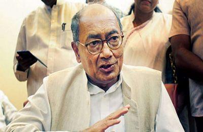 Digvijaya Singh demands apology from PM Modi, Amit Shah over Pragya's 'Godse a patriot' remark