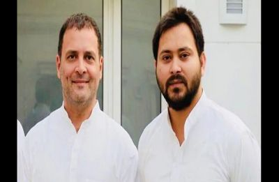 'Great maturity in style of leadership': Tejashwi Yadav endorses Rahul Gandhi as PM