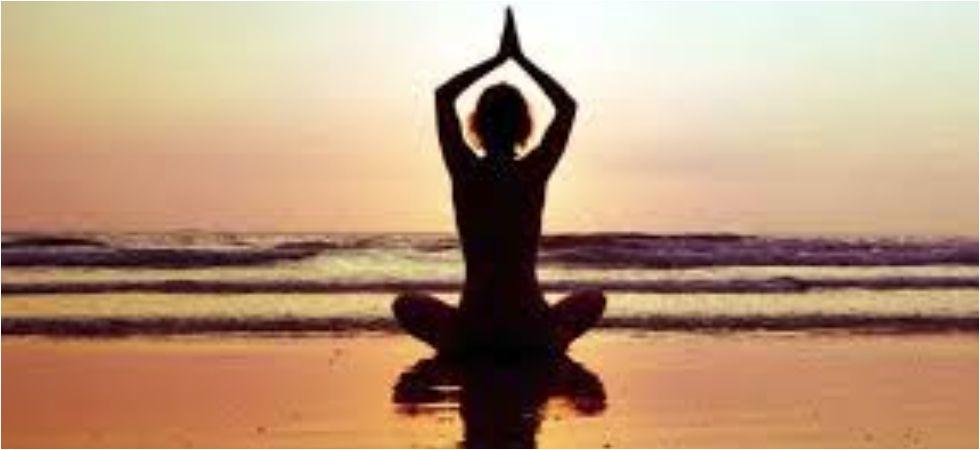 Yoga Representational Image