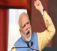 You have freedom of dreaming to become PM, not of abusing institutions: Modi to Mamata