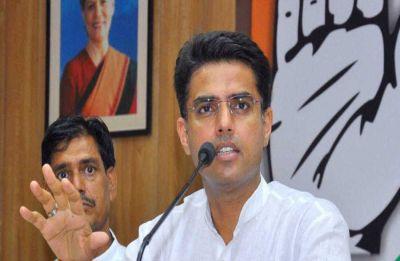 Vandalisation of Vidyasagar's bust politically motivated: Rajasthan Deputy CM Sachin Pilot