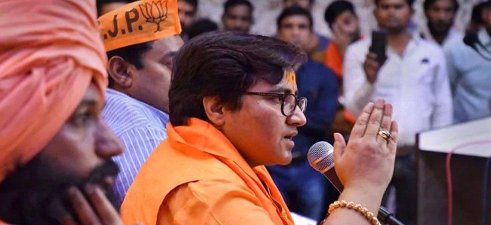Pragya Thakur apologises for 'Nathuram Godse a patriot' remark after facing backlash