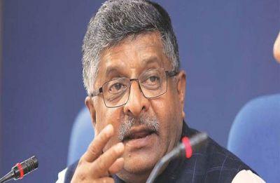 Rahul Gandhi has taken politics to new low of 'spit and run away': Ravi Shankar Prasad to News Nation