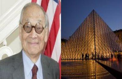 IM Pei, man who designed Paris' iconic Louvre Museum, dies at 102