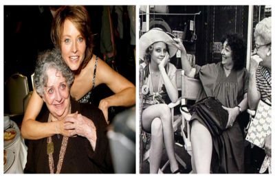 Evelyn Foster, mother and manager of Jodie Foster, dies at 90