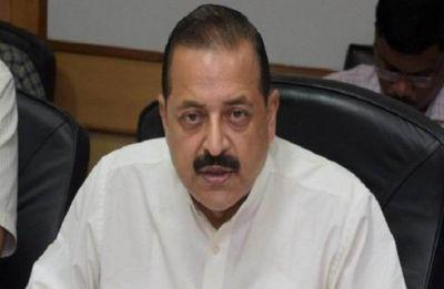 Kashmir issue 'myth' created by Congress, NC: Jitendra Singh
