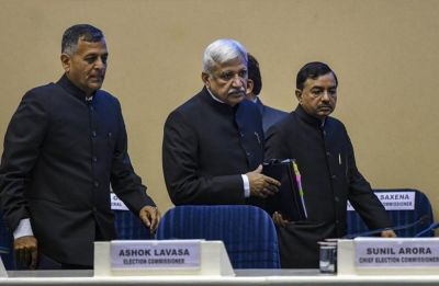 Congress demands probe into charges made by Ashok Lavasa, says EC became 'Election Omission'