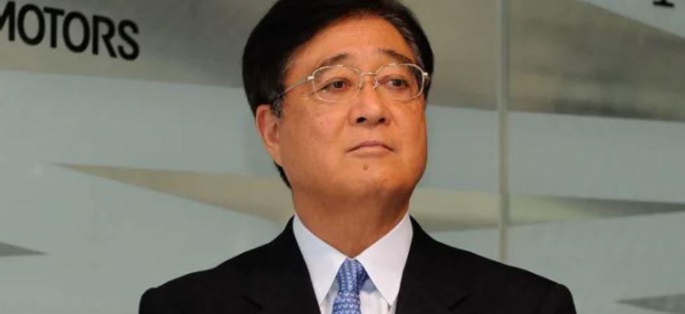 Mitsubishi Motors CEO Osamu Masuko to step down (Photo Credit: Twitter)