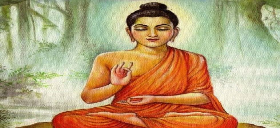 Followers of Buddhism have been celebrating Buddhist festivals for centuries, the decision to celebrate Vesakha as Buddha's birthday was taken at the first conference of the World Fellowship of Buddhists held in Sri Lanka in 1950. (File photo)