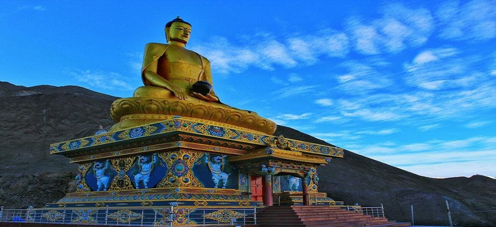 May the full moon of Buddha Purnima steal all ills and usher in peace and awakening. Have a happy Buddha Jayanti! (File photo)