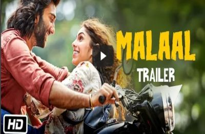 Trailer of Javed Jeffery's son Meezaan and Sanjay Leela Bhansali's Sharmin Segal's debut movie, Malaal out now