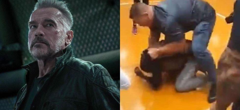 Watch: Terminator star Arnold Schwarzenegger attacked in South Africa