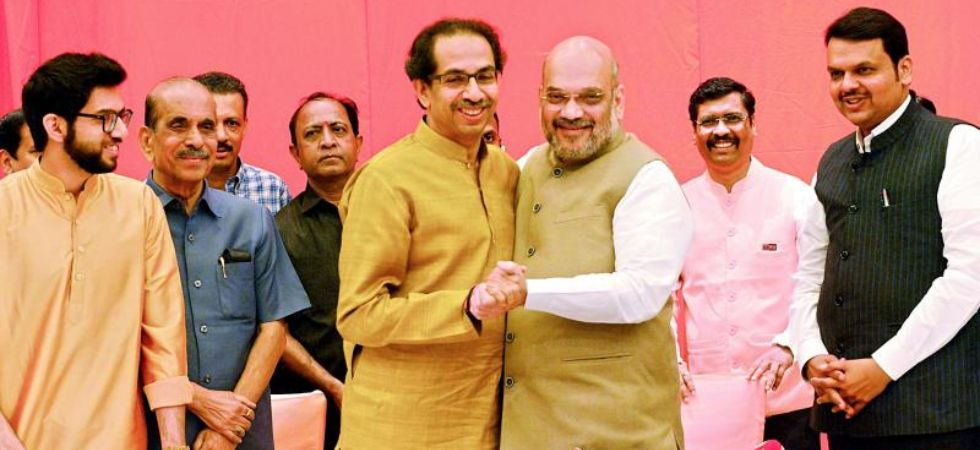 Maharashtra Exit Polls 2019 LIVE: Will BJP-Shiv Sena alliance be able to save its fortress? (File Photo)