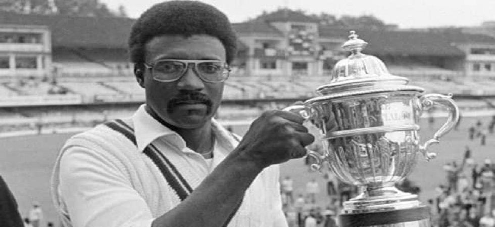 Clive Lloyd scored a brilliant 102 in the final against Australia as West Indies won the 1975 World Cup final by 17 runs to win the title for the first time. (Image credit: Twitter)