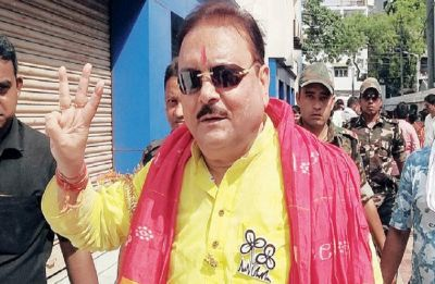 Bhatpara Bypoll: Bombs allegedly hurled at Madan Mitra's car, police vehicle attacked