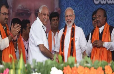 Karnataka Exit Poll 2019 LIVE: BJP likely to defeat Congress-JDS alliance in southern state
