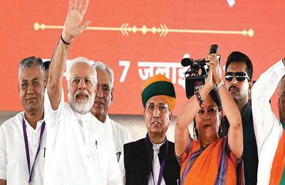 Rajasthan Exit Poll: Congress unlikely to overcome Modi factor, BJP may win 22 seats