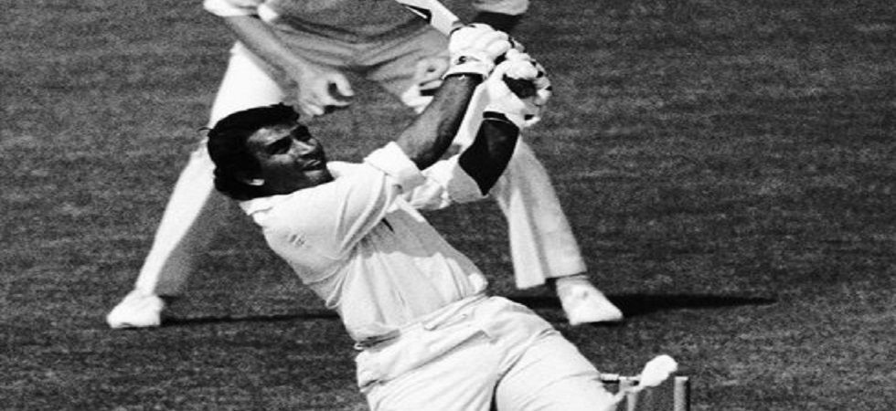 Sunil Gavaskar's 36 off 174 balls resulted in India losing by 202 runs against England in the 1975 World Cup. (Image credit: Twitter)