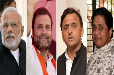 Uttar Pradesh Exit Poll 2019: BJP and SP-BSP alliance likely to win 39 seats each