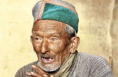 India's 'first' voter Shyam Saran Negi, 102, casts vote in Himachal Pradesh's Kinnaur