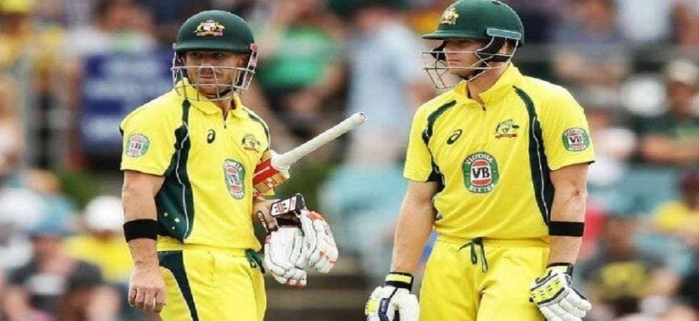 David Warner and Steve Smith are back in the Australian cricket team and could play an important role in the ICC Cricket World Cup 2019. (Image credit: Twitter)