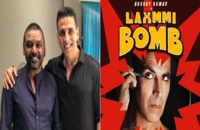Laxmmi bomb director Raghava Lawrence 'not satisfied' with first look; decides to step out