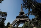Eiffel Tower evacuated after climber spotted on monument in Paris: Reports